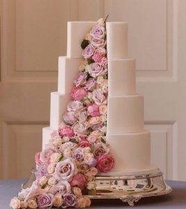 Choisir gâteau de mariage