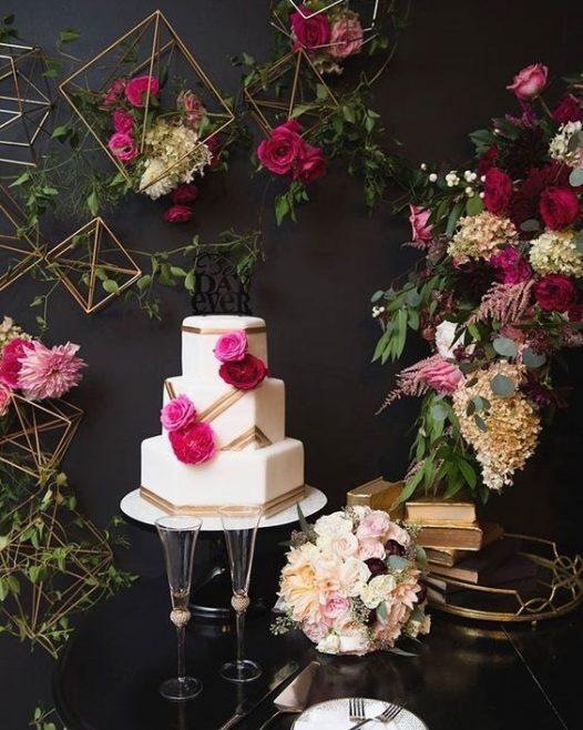 choisir son gâteau de mariage