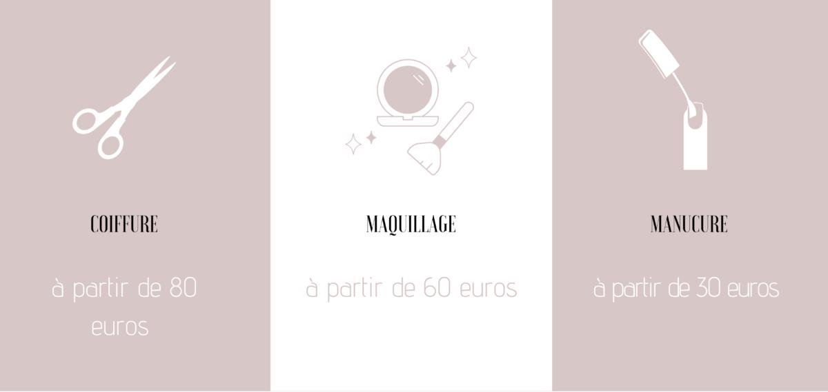 cout et budget d'un mariage - l'organisation de son mariage - Le Carnet Blanc - Blog Mariage