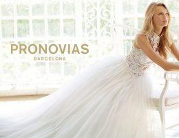 """=alt""""Pronovias offre robe de mariée au personnel hospitalier"""""""