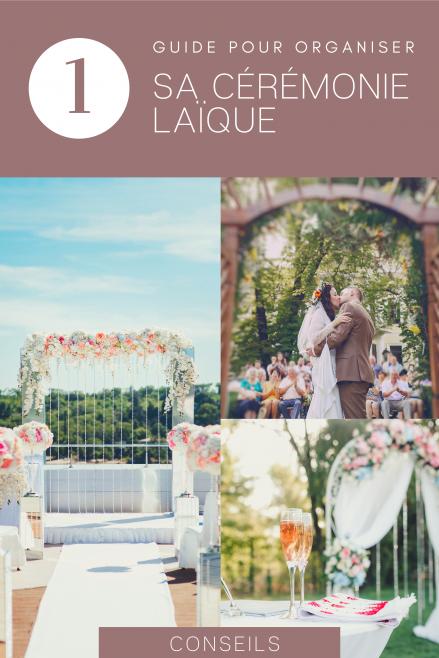arche cérémonie laïque - guide pour organiser une cérémonie laïque - Le Carnet Blanc - Blog Mariage