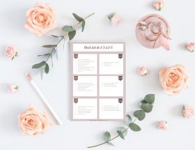 check list mariage planning
