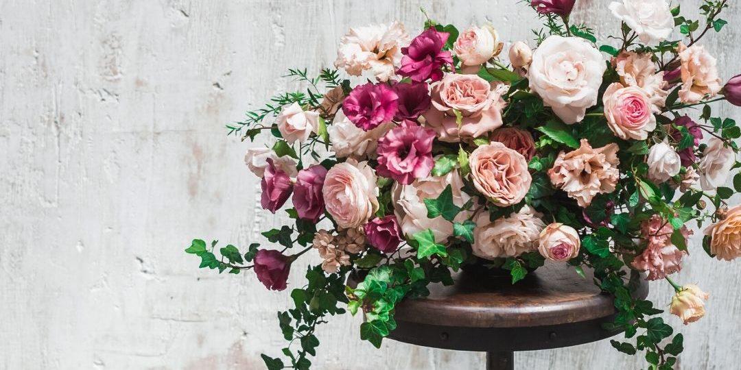 choisir les fleurs pour son mariage - art floral et scénographie mariage - blog mariage - le carnet blanc