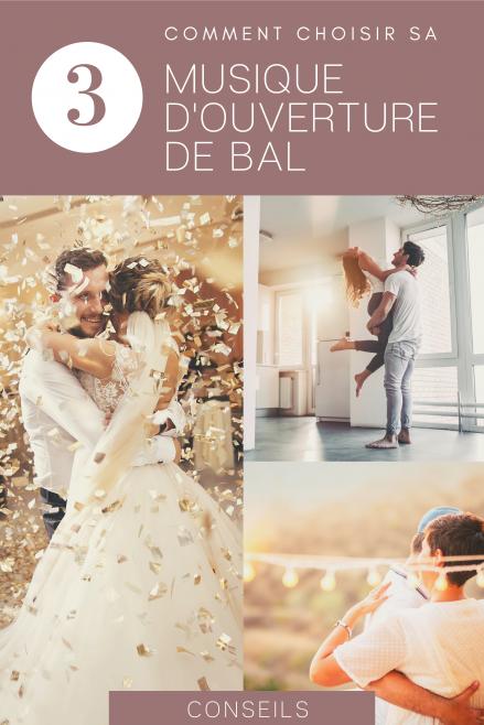 Comment choisir sa musique d'ouverture de bal - Blog mariage - Le Carnet Blanc