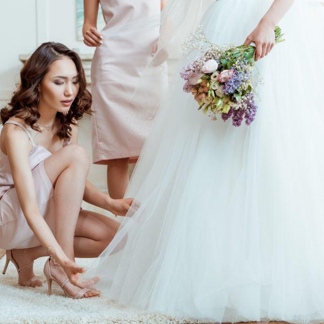 Rôle demoiselles d'honneur - blog mariage - Le Carnet Blanc