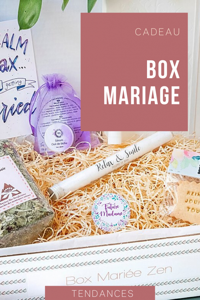 Box mariage - blog mariage - Le Carnet Blanc