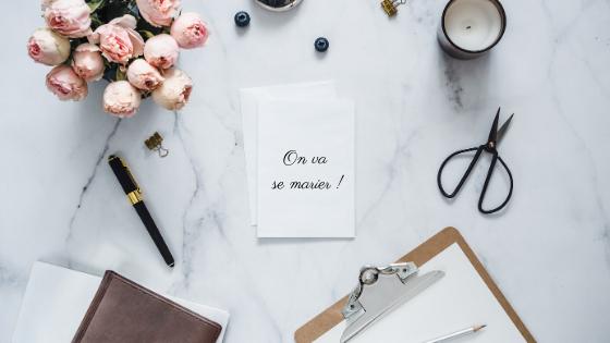Par où commencer l'organisation de son mariage - les étapes des préparatifs - blog mariage - Le Carnet Blanc