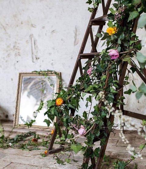 fleuriste dites oui design art floral et scénographie mariage - blog mariage - le carnet blanc