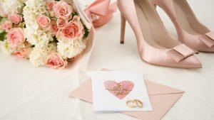 chaussures mariage bouquet faire part originaux - blog mariage - le carnet blanc