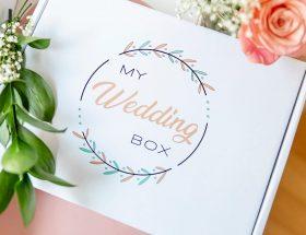 box mariage my wedding box - blog mariage - Le Carnet Blanc