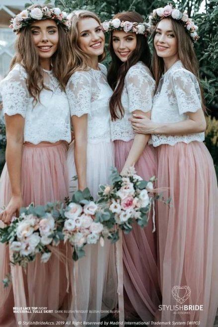 Robes demoiselles d'honneur - blog mariage - Le Carnet Blanc