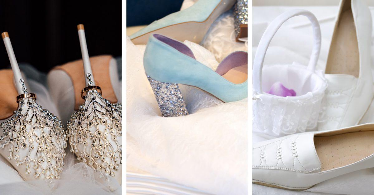 Choisir et trouver la paire de chaussures pour son mariage - la mariée - Blog mariage - Le Carnet Blanc