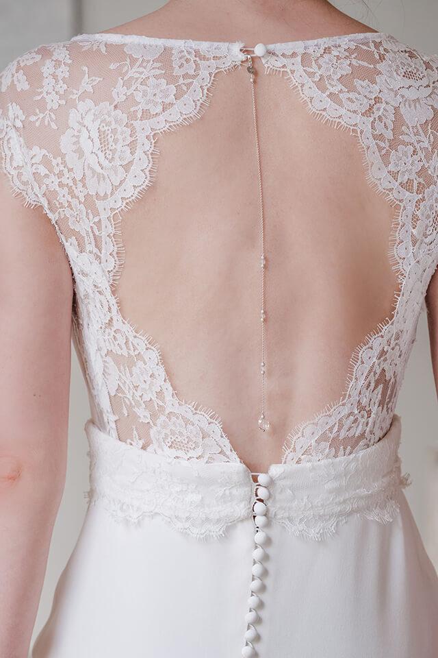 Kaa Couture des robes de mariées qui incarnent l'artisanat français - blog mariage - le carnet blanc